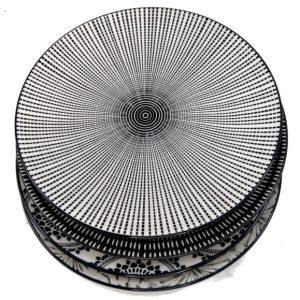 Dinner-Plate-Black