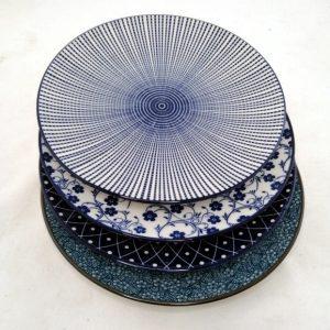 Side-Plate-Blue