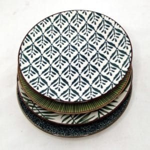 Side-Plate-Green