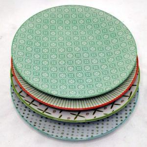 Dinner-Plates-Green