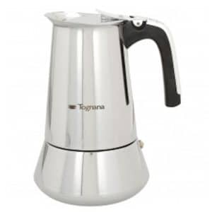Italian Caffettiera – Induction 4 and 6 Cup Espresso Maker