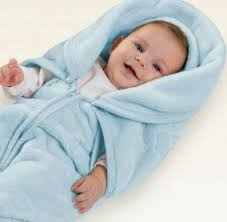 Baby-Sac-Blanket-Blue-Baby