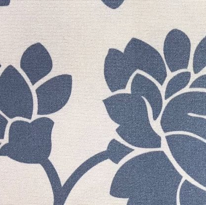 canvas-table-cloth-blue-on -eggshell-design-water-resistant