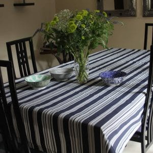 canvas-custom-made-table-cloth-6-to-12-seater-or- to- fit- your-table-ble-and-white-stripe-water-resistant