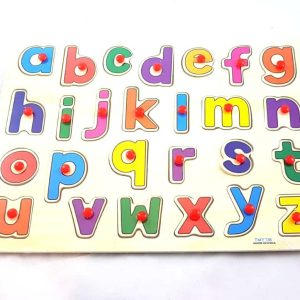 Lower Case Alphabet Board