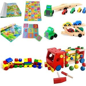Toddler Toys 3 Yrs +