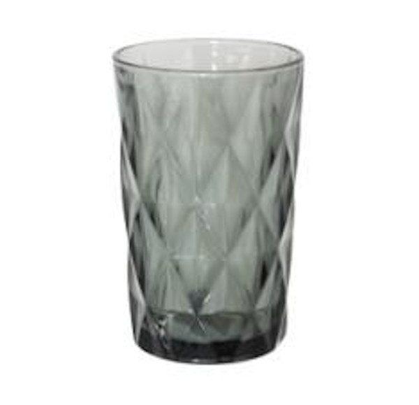 Grey- Pressed-Glass- Hi-Ball-340ml