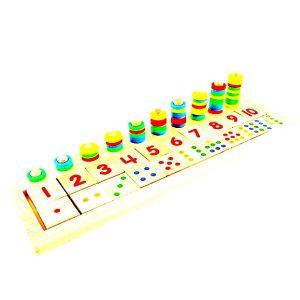 Wooden-Logarithmic-Board