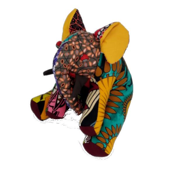 Elephant-Stuffed-Toy