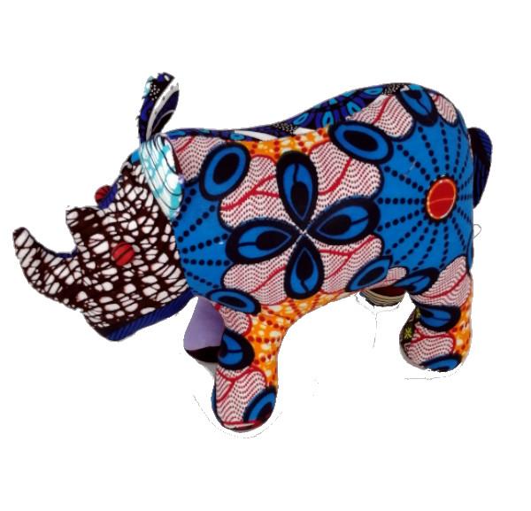 Rhino-Stuffed-Toy