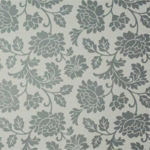 Tablecloth-Grey-Floral-On-Eggshell