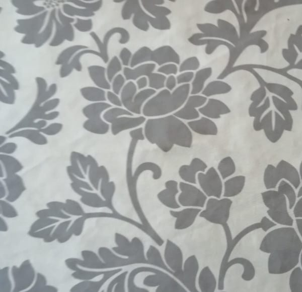 ablecloth-Grey-Floral-On-Eggshell