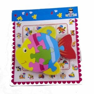 Puzzle-Wooden-Fish-8- Piece