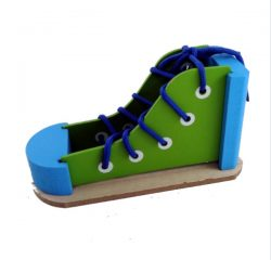Shoelace-Sneaker-Blue-Green
