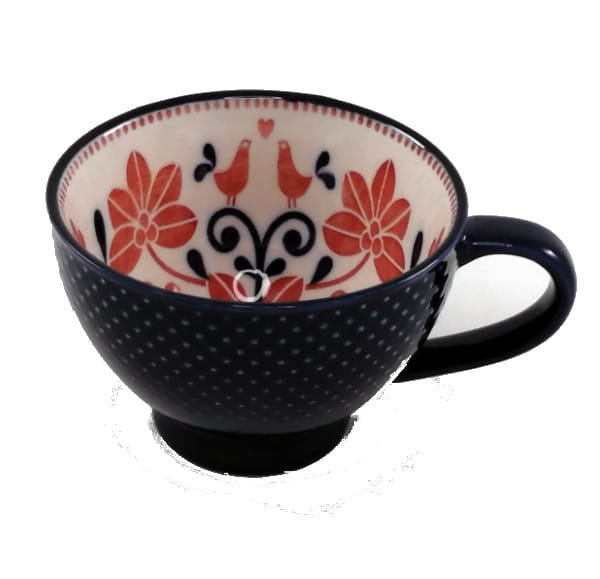 Porcelain-Art-Mug-Blue