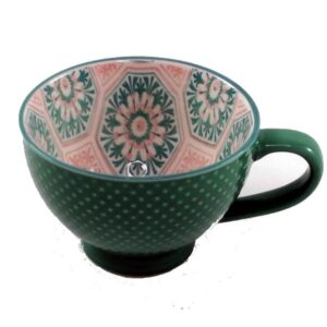 Porcelain-Art-Mug-Teal