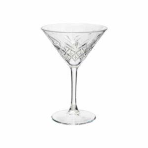 Timeless- Martini -Glass