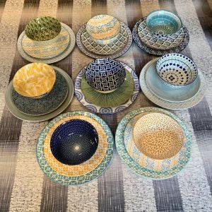 Dinner-Set-Green-Blue-Yellow