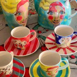 Olivia Tea-Time