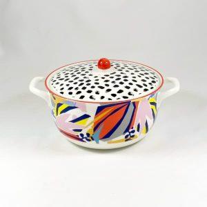 Casserole Dish -Abstract