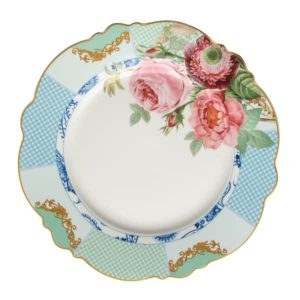 Jenna Clifford - Italian Rose - Charger - 30cm
