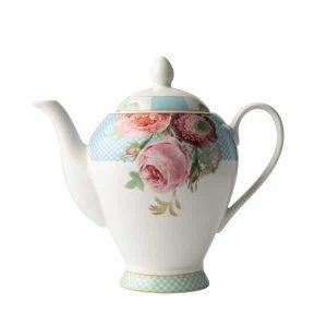 Jenna Clifford - Italian Rose -Teapot