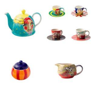 Olivia Tea Set