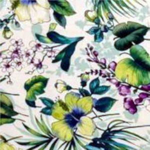 Runner - Purple Flowers